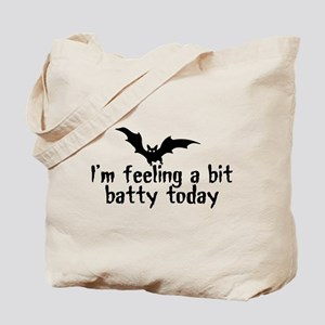 A Bit Batty Tote Bag