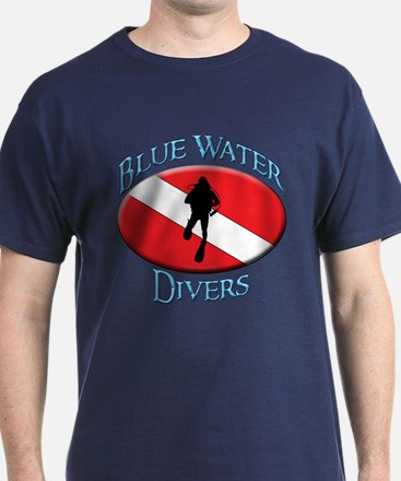 Blue Water Divers T-Shirt