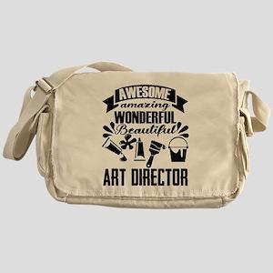 Art Director Messenger Bag