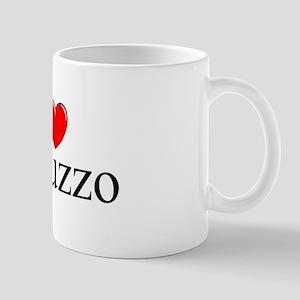 """I Love (Heart) Abruzzo"" Mug"