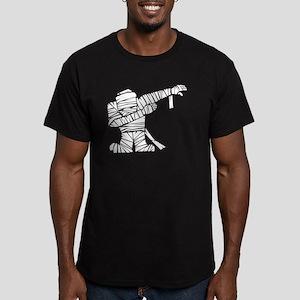 Dabbing Mummy Halloween Dab Monster T-Shirt