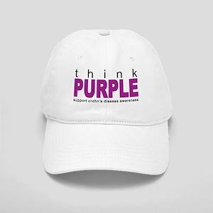 Think Purple: Crohn's Disease Cap