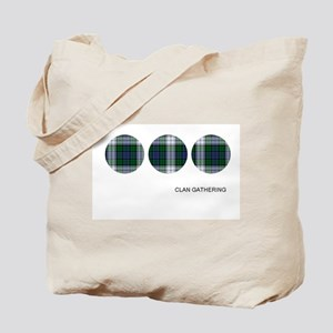 Sutherland Clan Tartan Tote Bag