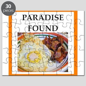breakfast Puzzle