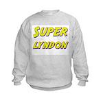 Super lyndon Kids Sweatshirt