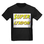 Super lyndon Kids Dark T-Shirt