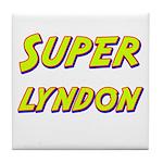 Super lyndon Tile Coaster