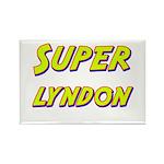 Super lyndon Rectangle Magnet (10 pack)