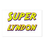 Super lyndon Postcards (Package of 8)