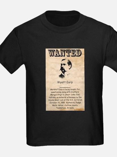 Wyatt Earp T