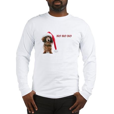 Ho Ho Ho Long Sleeve T-Shirt