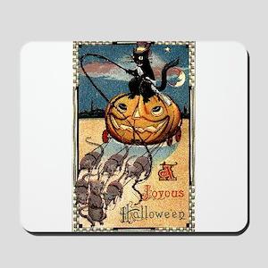 Joyous Halloween Mousepad