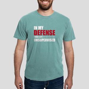 I Was Left Unsupervised Design for Men Wom T-Shirt