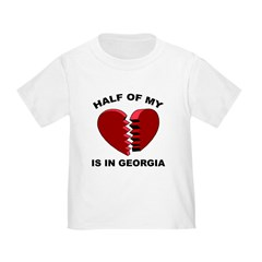 Heart In Georgia T
