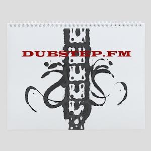 DubStep.Fm & Dubstep Records Wall Calendar