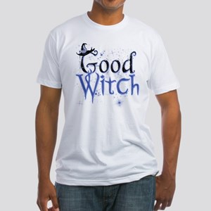 Good Witch 08 Fitted T-Shirt