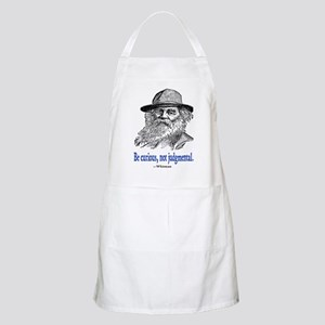 WHITMAN QUOTE BBQ Apron