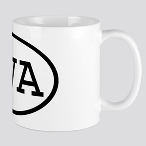 UVA Oval Mug