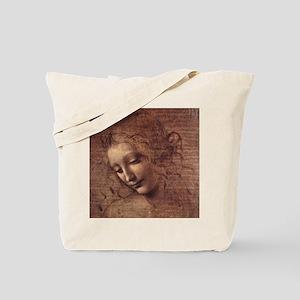 La Scapigliata Tote Bag