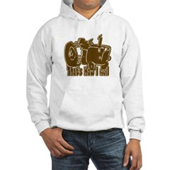 Retro That's How I Roll Tract Hoodie