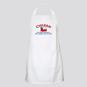 Good Lkg Chilean 2 BBQ Apron