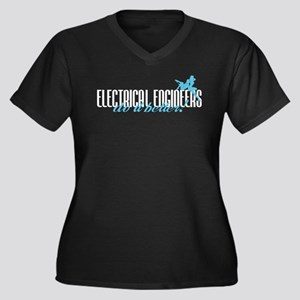 Electrical Engineers Do It Better! Women's Plus Si