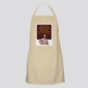 The Love You Keep BBQ Apron