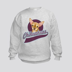 Chihuahuas Kids Sweatshirt