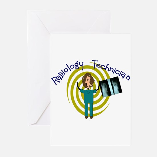 radiology Greeting Cards (Pk of 20)
