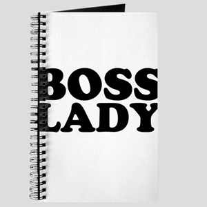 BOSS LADY Journal