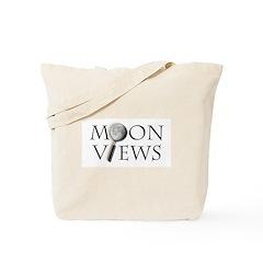 MoonViews Tote Bag