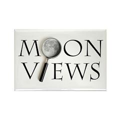 MoonViews Rectangle Magnet