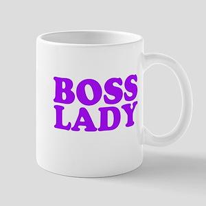 BOSS LADY PURPLE Mug