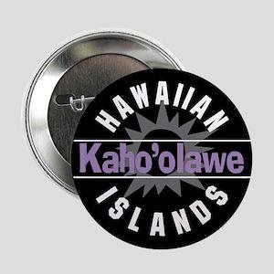 "Kahoolawe Hawaii 2.25"" Button"