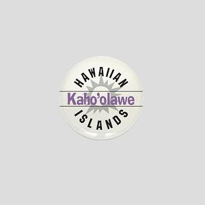 Kahoolawe Hawaii Mini Button