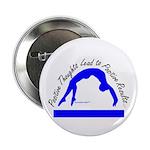Gymnastics Buttons (10) - Positive
