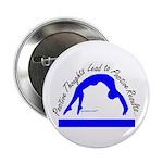 Gymnastics Button - Positive