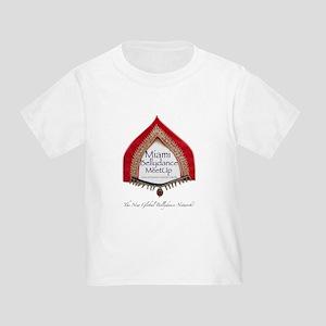 Miami Bellydance t-shirt Toddler T-Shirt