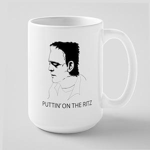 Frankenstein The Ritz Large Mug