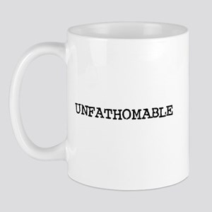 Unfathomable Mug