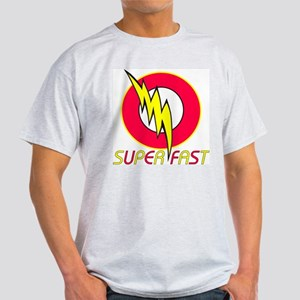 super fast White T-Shirt