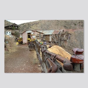 Ghost Town Lane Postcards (Package of 8)