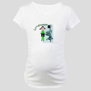 sonographer Maternity T-Shirt