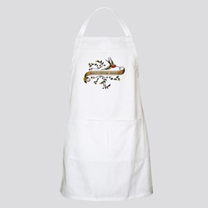 Speech-Language Pathology Scroll BBQ Apron