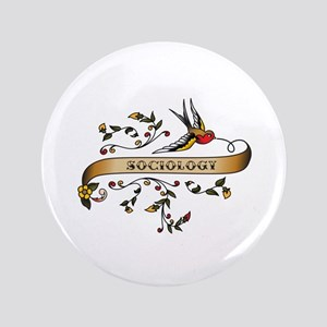 "Sociology Scroll 3.5"" Button"