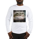 Long-sleeved Covariance Shirt