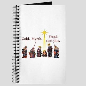 Frank Sent This Journal