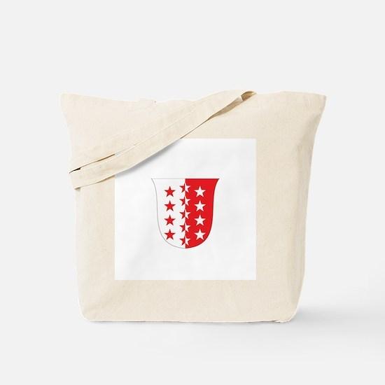 valais Tote Bag