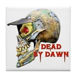 Dead by Dawn Tile Coaster