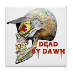 Dead by Dawn Tile Coaster